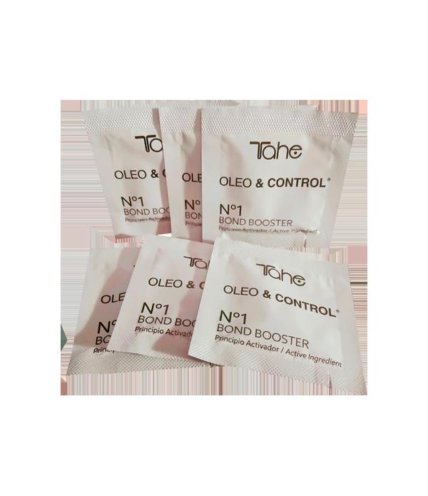 Tahe Oleo&Control Tratamiento Principio Activo para cabellos dañados 10 ml