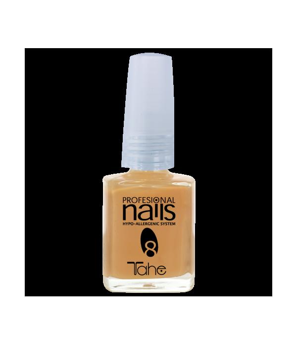 Tahe Professional Nails N° 8 igualador de uñas base coat para tratamiento de uñas