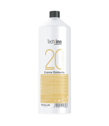 Techline Oxigenada en Crema 1000 ml 20 Volumen