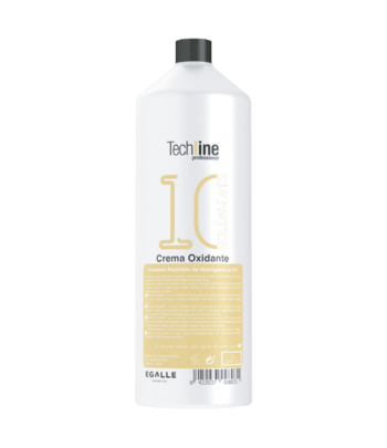 Techline - Oxigenada Crema 10 Vol. 1.000 ml