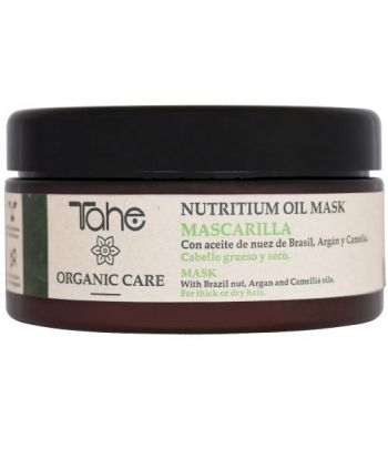 O.C. Nutritium Oil-Mask C. Grueso 300 ml