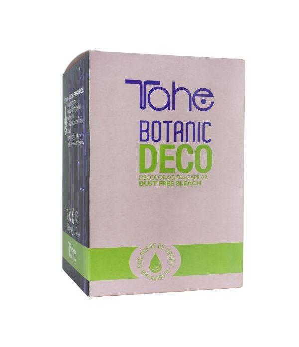 Tahe Botanic Decoloración Sin Amoniaco 500grs Estuche Cartón