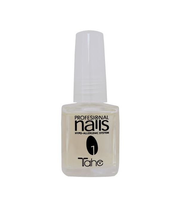 Tahe Professional Nails Nº 1 Gel Calcio endurecedor para tratamiento de uñas