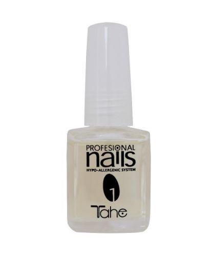 Tahe Professional Nails Nº 1 Gel Calcio endurecedor para tratamiento de uñas