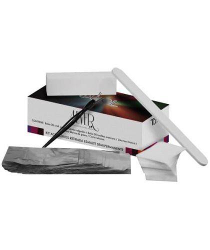 4 Ever - Kit Accesorios Retirada Esmalte